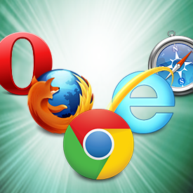Web Browser Usage Update