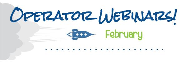 February Webinars